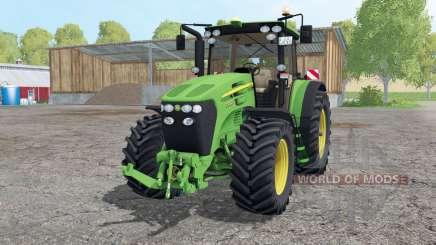John Deere 7930 wheels weights для Farming Simulator 2015