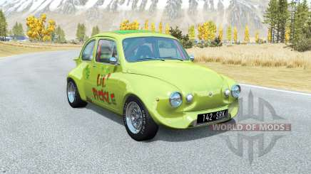 Autobello Piccolina Lil Pickle skin для BeamNG Drive