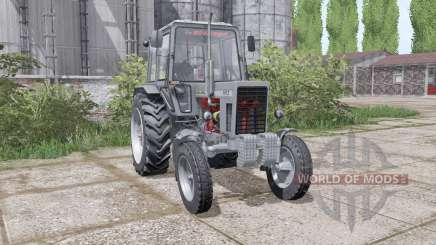 МТЗ 80 Беларус с противовесом для Farming Simulator 2017