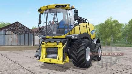 New Holland FR850 with bunker для Farming Simulator 2017