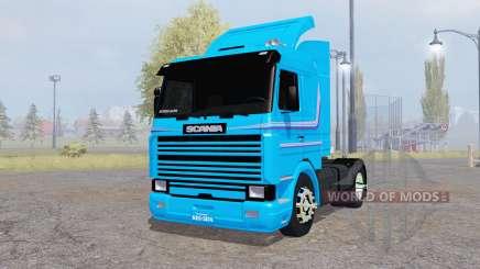 Scania 113H для Farming Simulator 2013