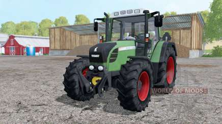 Fendt 312 Vario TMS change wheels для Farming Simulator 2015