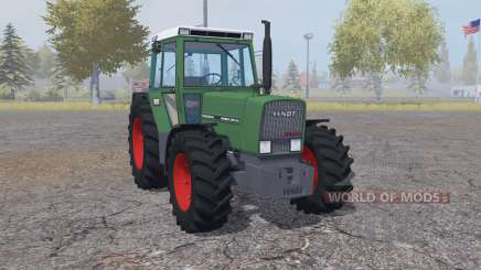 Fendt Farmer 309 LSA Turbоmatik для Farming Simulator 2013