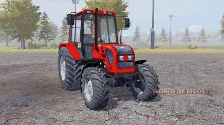 Беларус 1025.4 анимация частей для Farming Simulator 2013