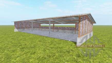 Stonehall для Farming Simulator 2017