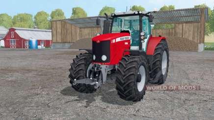 Massey Ferguson 6499 2008 для Farming Simulator 2015