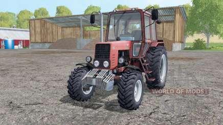 МТЗ 82.1 Беларус aнимация частей для Farming Simulator 2015