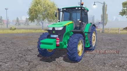John Deere 7280R front weight для Farming Simulator 2013