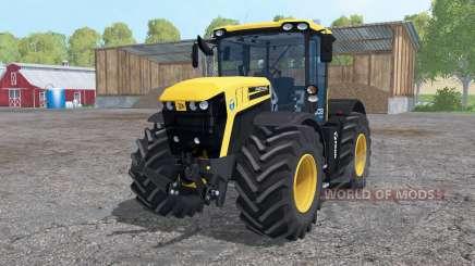JCB Fastrac 4220 intеractive control для Farming Simulator 2015