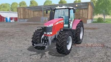 Massey Ferguson 7726 animation parts для Farming Simulator 2015
