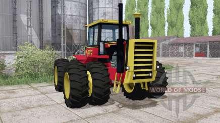 Versatile 895 twin wheels для Farming Simulator 2017