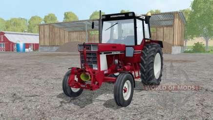 International 955 dual rear для Farming Simulator 2015