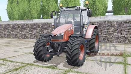 Massey Ferguson 5613 more configurations для Farming Simulator 2017