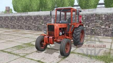 МТЗ 80 Беларус задние спаренные колёса для Farming Simulator 2017