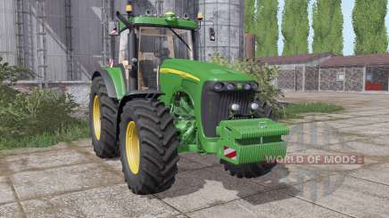 John Deere 8320 для Farming Simulator 2017