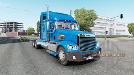 Freightliner Coronado Raised Roof для Euro Truck Simulator 2