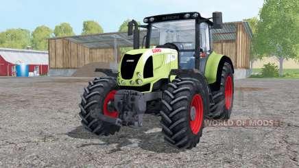 CLAAS Arion 620 loader mounting для Farming Simulator 2015