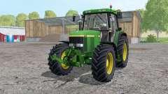 John Deere 6810 animation parts для Farming Simulator 2015