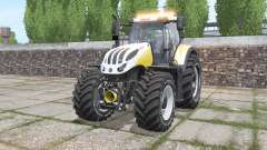 Steyr 6270 Terrus CVT revised light для Farming Simulator 2017