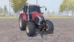 Lindner Geotrac 94 dark red для Farming Simulator 2013