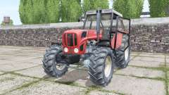 Ursus 1614 soft red для Farming Simulator 2017