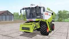 Claas Lexion 550 interaktive steuerung для Farming Simulator 2017