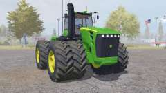 John Deere 9630 double wheels для Farming Simulator 2013
