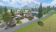 Ringwoods v1.3 для Farming Simulator 2017