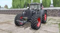 Fendt 930 Vario TMS 2003 Black Beauty для Farming Simulator 2017