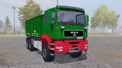 MAN TGA 3-axis 2000 v3.0 для Farming Simulator 2013