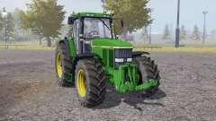 John Deere 7810 animation parts для Farming Simulator 2013
