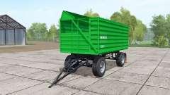 Conow HW 80 V5.1 lime green для Farming Simulator 2017