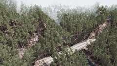 Deep Forest для MudRunner