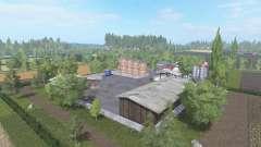 The Old Countryside для Farming Simulator 2017