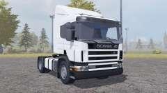 Scania P114L 340 для Farming Simulator 2013