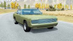 Gavril Barstow coupe v2.7.5 для BeamNG Drive