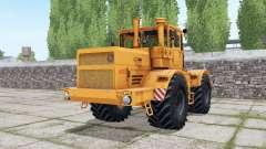 Кировец К-701 разнокрасочный для Farming Simulator 2017