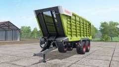 Claas Cargos 750 для Farming Simulator 2017