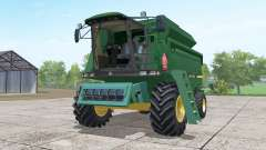 John Deere 2056 moving elements для Farming Simulator 2017