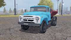 ЗиЛ ММЗ 555 1966 для Farming Simulator 2013