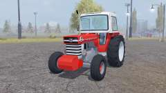 Massey Ferguson 1080 4x4 для Farming Simulator 2013