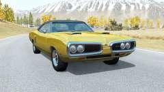 Dodge Coronet RT (WS23) 1970 v3.3 для BeamNG Drive