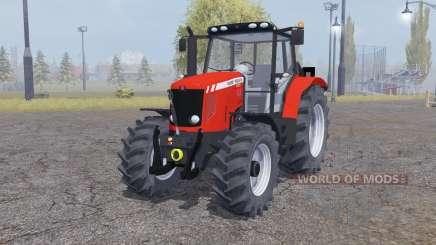 Massey Ferguson 5475 animation parts для Farming Simulator 2013