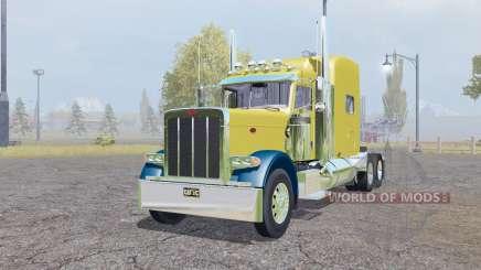 Peterbilt 379 1987 для Farming Simulator 2013