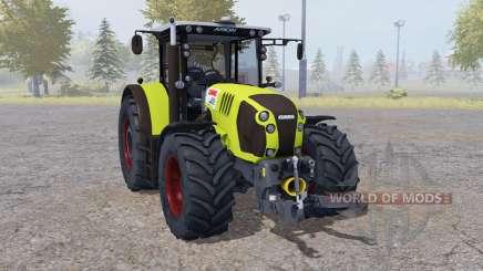 Claas Arion 620 double wheels для Farming Simulator 2013
