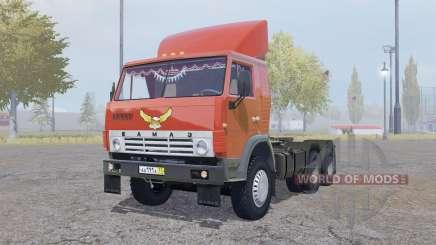 КамАЗ 54112 6x6 для Farming Simulator 2013