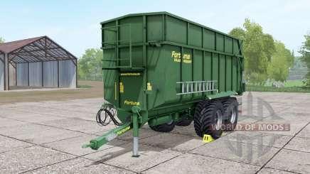Fortuna FTM 200-6.0 dark lime green для Farming Simulator 2017