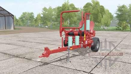 Enorossi BW 300 v1.2 для Farming Simulator 2017