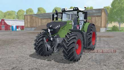 Fendt 1050 Vario wheels weights для Farming Simulator 2015