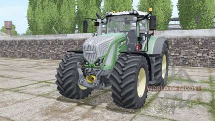 Fendt 933 Vario S4 more options для Farming Simulator 2017